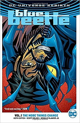 Blue Beetle: Volume 1: The More Things Change TP
