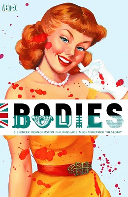 Bodies TP (MR) - Used