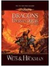DragonLance: Dragons of the Dwarven Depths