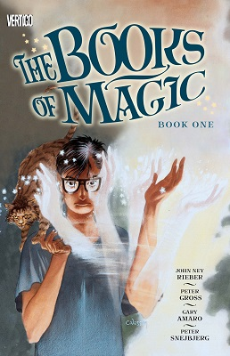 Books of Magic: Volume 1 TP (MR)