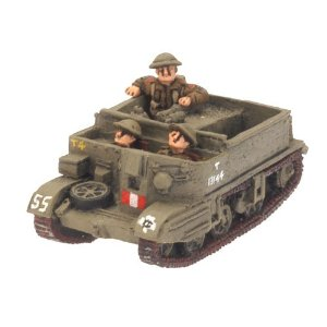 Flames of War: Universal Carrier: BR210 - USed