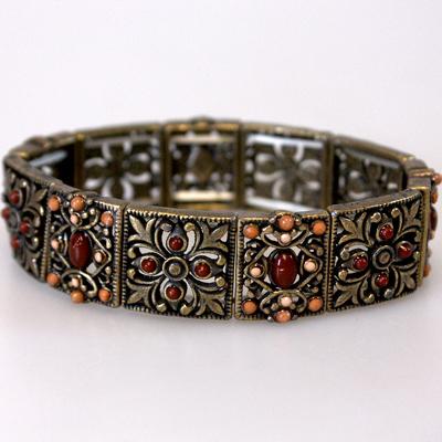 Antique Multi Color Bracelet