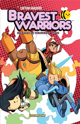 Bravest Warriors: Volume 1 TP