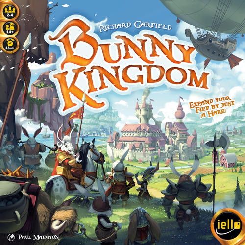 Bunny Kingdom Card Game