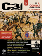 C3i Magazine: No 21: Combat Commander: The Lost Battalion