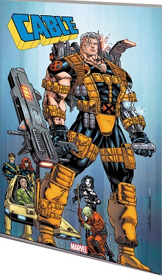 Cable and the X-Force: Onslaught Rising TP
