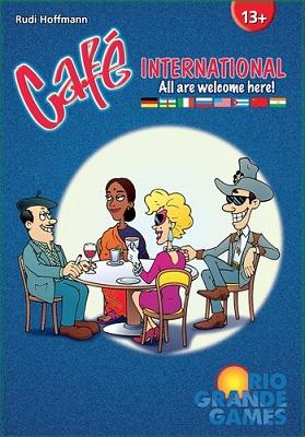 Cafe International Board Game