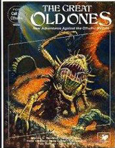 Call of Cthulhu 4th ed: The Great Old Ones - Used