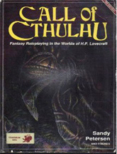 Call of Cthulhu 4th ed: Fantasy Roleplaying in the Worlds of H.P. Lovecraft - Used