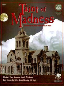 Call of Cthulhu: Taint of Madness - Used