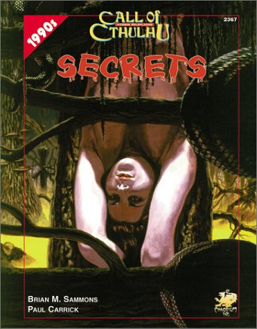 Call of Cthulhu:  Secrets - Used