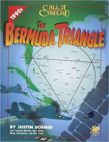 Call of Cthulhu Role Playing: the Bermuda Triangle - Used