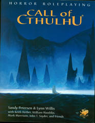 Call of Cthulhu 5th ed Hard Cover - Used