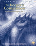Call of Cthulhu: the Keepers Companion: A Core Book for Keepers, VOL 1 - Used