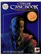 Cthulhu Casebook: A Plethora of Plots and adventures - Used