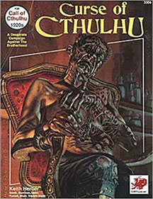 Call of Cthulhu Role Playing: Curse of Cthulhu - Used
