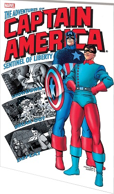 Adventures of Captain America: Sentinel of Liberty TP