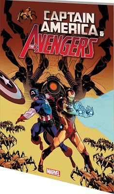 Captain America and the Avengers: Complete Collection TP