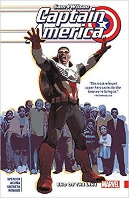 Captain America: Sam Wilson: Volume 5: End of the Line TP