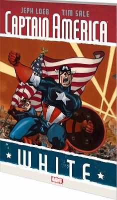 Captain America: White TP