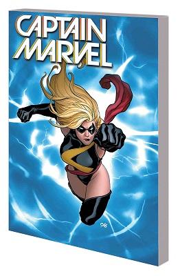 Captain Marvel Carol Danvers: Volume 1: Ms Marvel Years TP