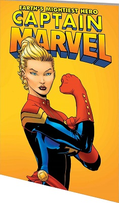 Captain Marvel: Earths Mightiest Hero: Volume 1 TP