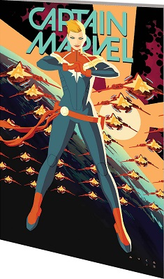 Captain Marvel: Volume 1: Rise of the Alpha Flight TP