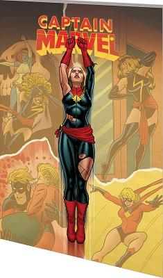 Captain Marvel: Volume 2: Earths Mightiest Hero TP