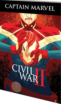 Captain Marvel: Volume 2: Civil War II TP