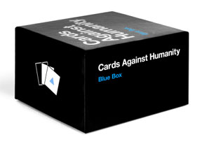Cards Against Humanity: Blue Box (Expansion 4, 5, 6 Combined)