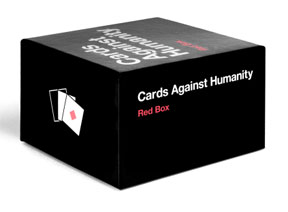 Cards Against Humanity: Red Box (Expansion 1, 2, 3 Combined)