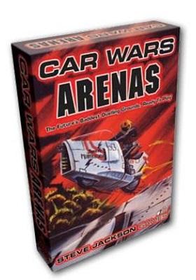 Car Wars: Classic Arenas