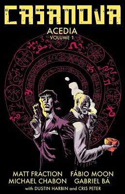 Casanova: Acedia: Volume 1 TP (MR)