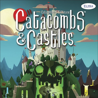 Catacombs and Castles Board Game