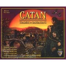 Catan: Traders and Barbarians: 5-6 Player Extension