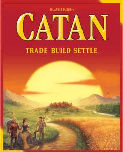 Catan Core Set - USED - By Seller No: 14758 Ted Gores