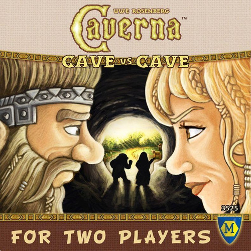 Caverna: Cave vs Cave Board Game