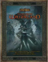 Lord of the Rings RPG: the One Ring: Tales from Wilderland HC - Used