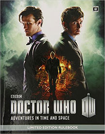 Doctor Who: Adventures in Time and Space LIMITED Edition - USED