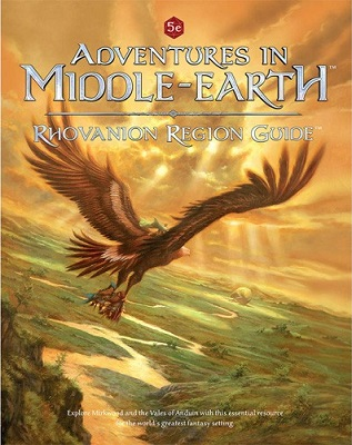 Adventures in Middle Earth: Rhovanion Region - Used