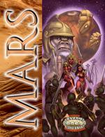 Mars RPG: Core Rule Hard Cover