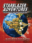 Starblazer Adventures RPG: Core Rule HC