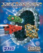 Starblazer Adventures RPG: Mindjammer