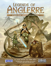 Legends of Anglerre HC