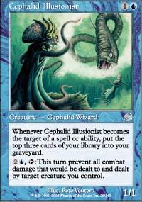 Cephalid Illusionist (Torment) - FOIL