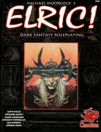 Elric: Dark Fantasy Roleplaying - Used
