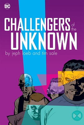 Challengers of the Unknown Hard Cover