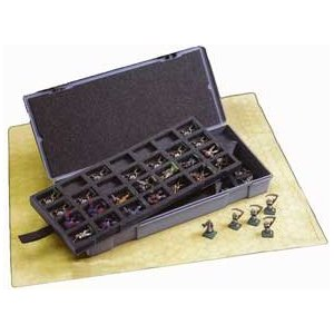 Large Figure Storage: for 25mm: 40 Capacity