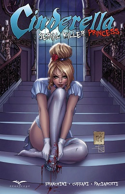 Cinderella: Serial Killer Princess TP