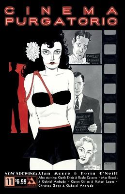 Cinema Purgatorio no. 11 (2016 Series) (MR)